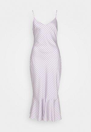 VIOLET MIDI DRESS - Denní šaty - lilac and vanilla