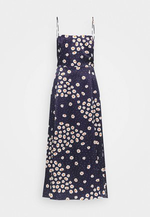 EMALINE MIDI DRESS - Kjole - lilac