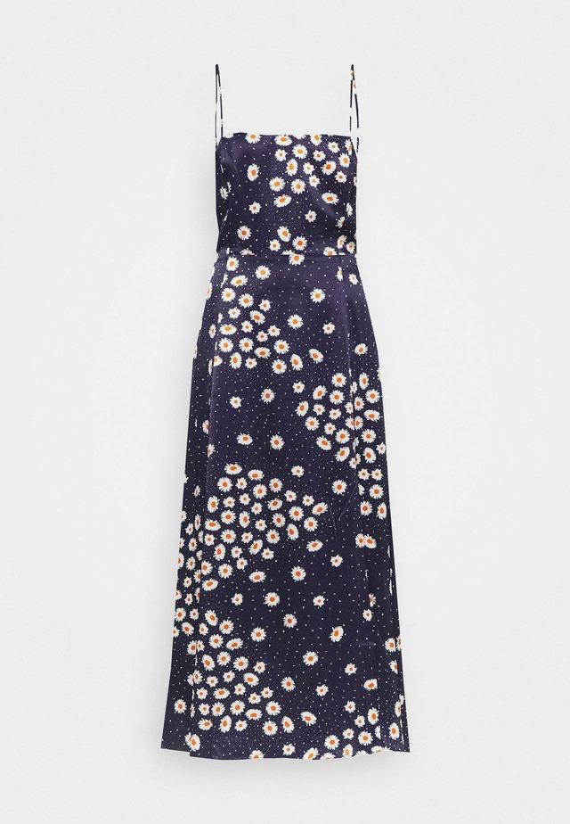 EMALINE MIDI DRESS - Sukienka letnia - lilac
