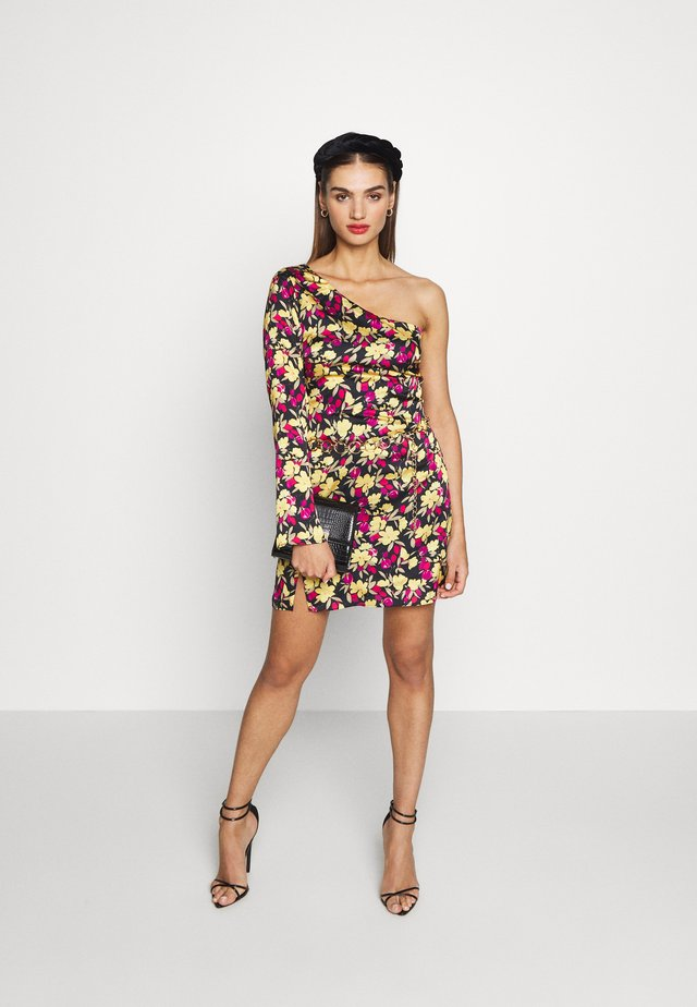 VALERIE MINI DRESS - Vestido informal - bellissima blooms
