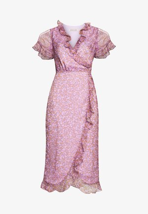 TALAN MIDI DRESS - Denní šaty - violet meadows