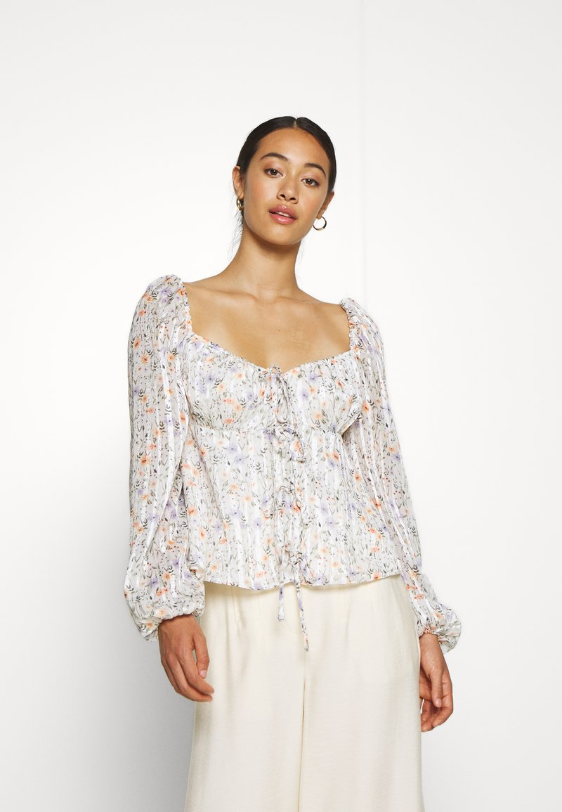 The East Order - YASMIN - Blouse - offwhite