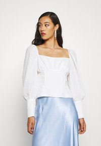 The East Order - LENA - Blouse - blanc - 0
