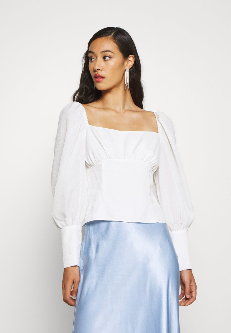 The East Order - LENA - Blouse - blanc