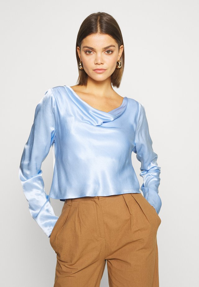 VICTORIA - Blouse - periwinkle
