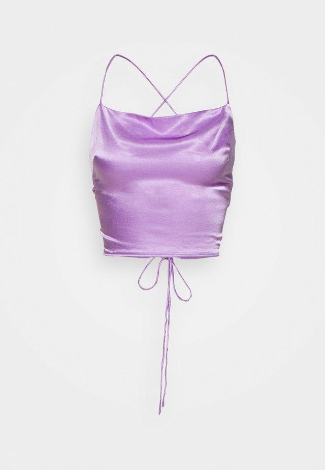 GIGI  - Camicetta - lilac