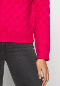 The East Order - ADELE - Strikpullover /Striktrøjer - hot pink - 4