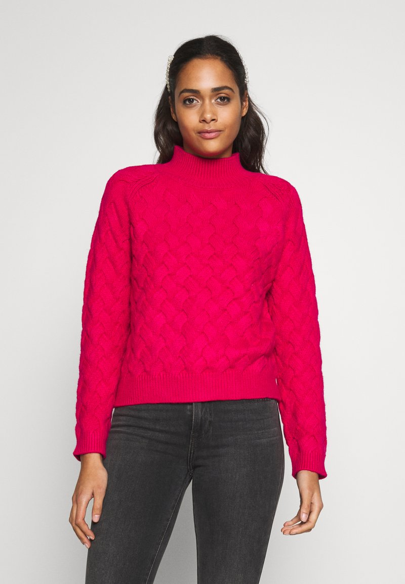 The East Order - ADELE - Strikpullover /Striktrøjer - hot pink