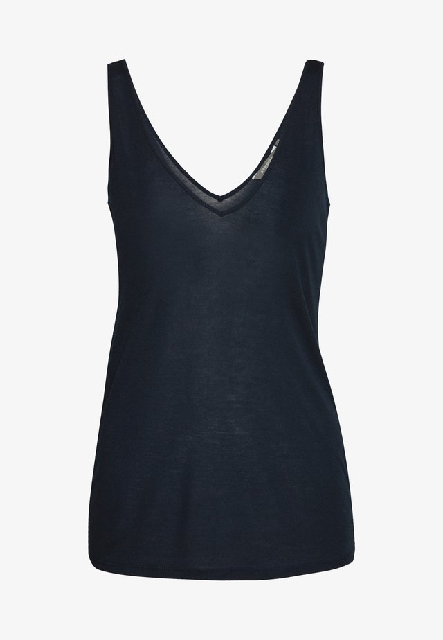 TANK - Top - sky captain blue