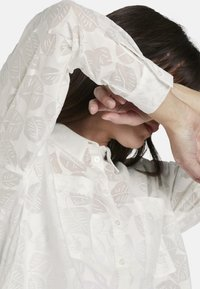 mine to five TOM TAILOR - Button-down blouse - white - 3