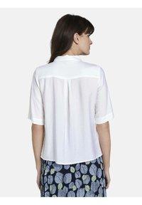 mine to five TOM TAILOR - BLUSEN & SHIRTS SCHLICHTES BLUSENSHIRT - Button-down blouse - white - 2