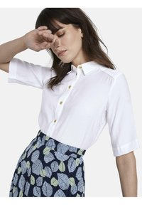 mine to five TOM TAILOR - BLUSEN & SHIRTS SCHLICHTES BLUSENSHIRT - Button-down blouse - white - 3