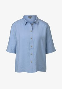 mine to five TOM TAILOR - BLUSEN & SHIRTS SCHLICHTES BLUSENSHIRT - Button-down blouse - soft charming blue - 6