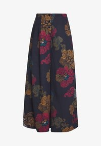 Thought - MARRINA CULOTTES - Broek - dark navy - 4