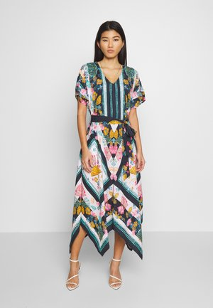 RHODA DRESS - Maxi-jurk - dark navy