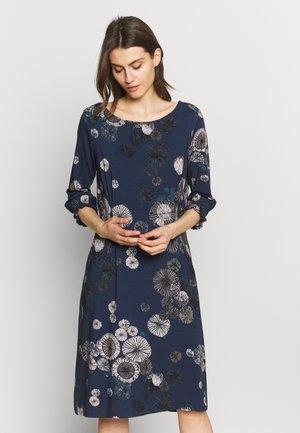 VOLVENDA DRESS - Jersey dress - dark navy