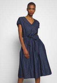 Thought - CAMILA DRESS - Sukienka letnia - blue - 0