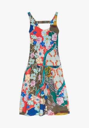 LEONARDA DRESS - Korte jurk - multi