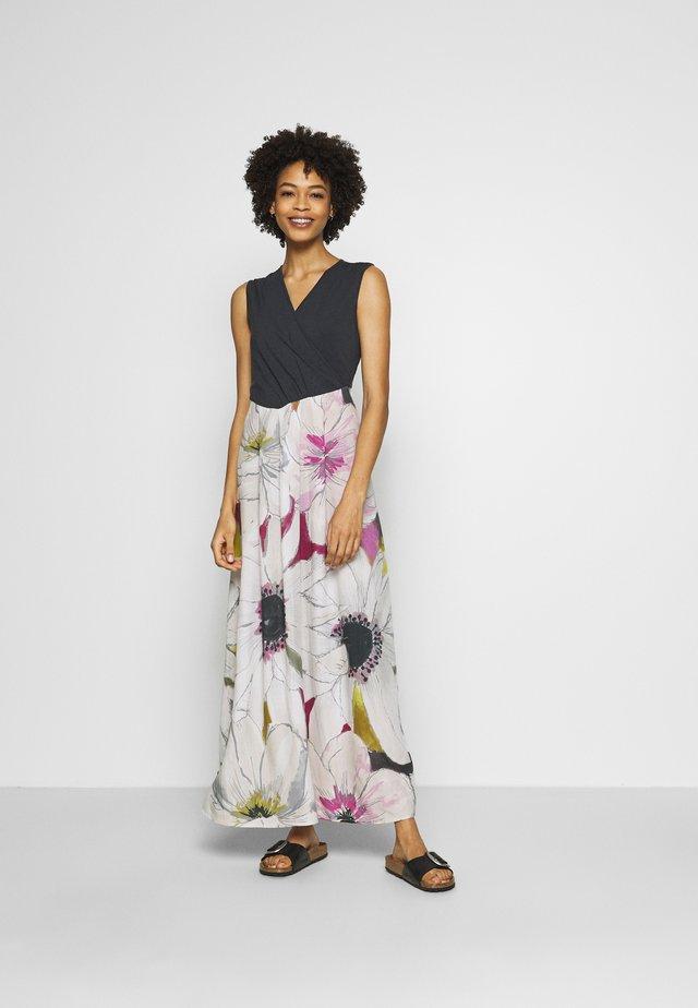 SANTINA DRESS - Długa sukienka - multi