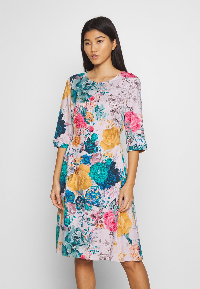 Thought - GIARDINO DRESS - Korte jurk - multi