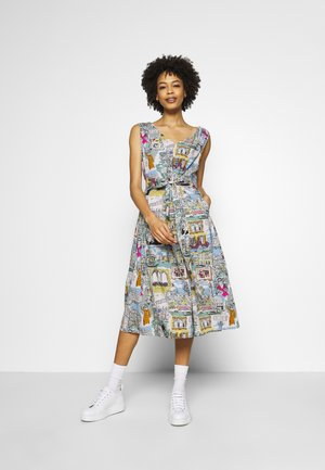 VERIENA DRESS - Korte jurk - multi