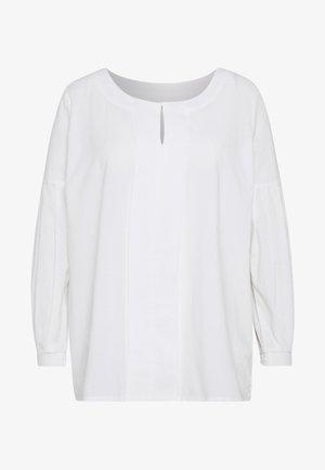 BENETTA BLOUSE - Blus - white