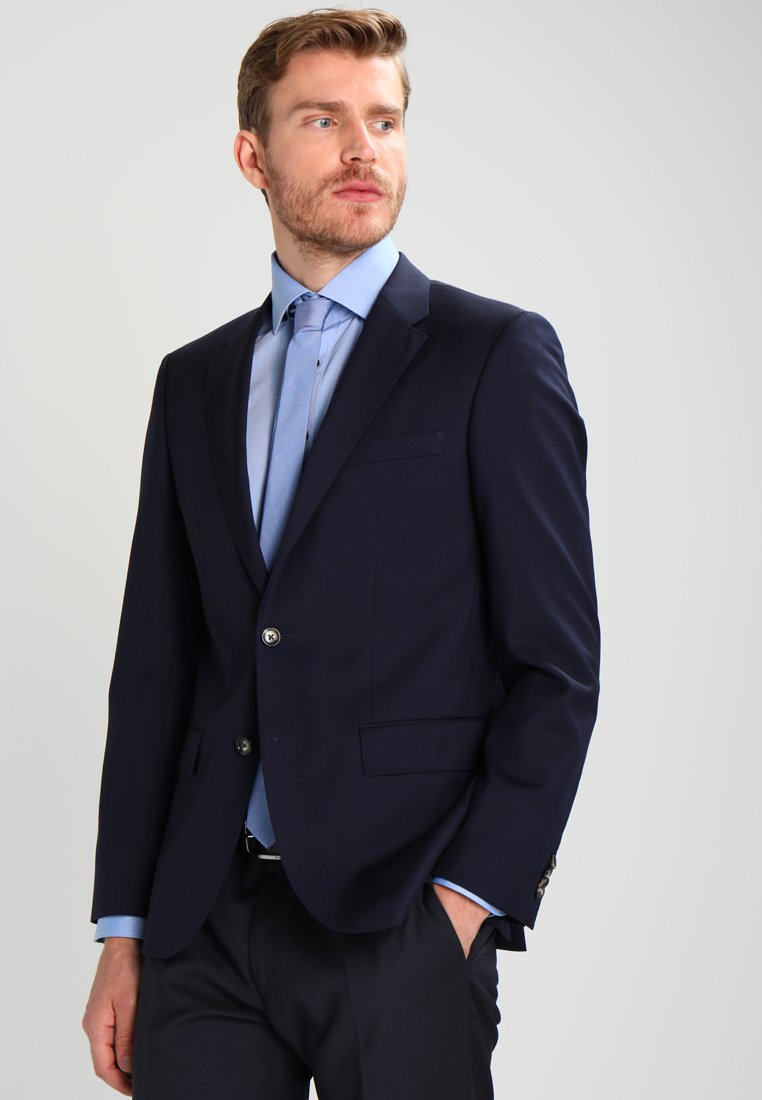 Tommy Hilfiger Tailored - BUTCH FITTED - Suit jacket - blue