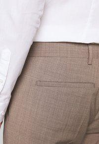 Tommy Hilfiger Tailored - SLIM FIT SUIT - Dress - beige - 7