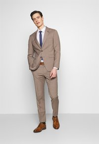 Tommy Hilfiger Tailored - SLIM FIT SUIT - Dress - beige - 1