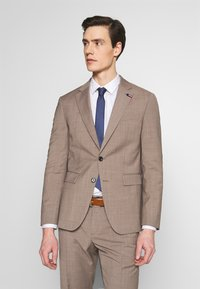 Tommy Hilfiger Tailored - SLIM FIT SUIT - Dress - beige - 2
