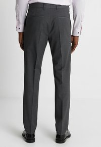 Tommy Hilfiger Tailored - SLIM FIT SUIT - Oblek - grey - 5