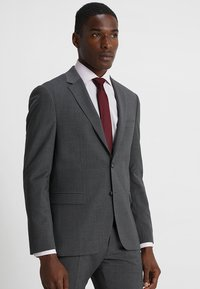Tommy Hilfiger Tailored - SLIM FIT SUIT - Oblek - grey - 2