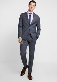 Tommy Hilfiger Tailored - SLIM FIT SUIT - Completo - blue