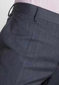 Tommy Hilfiger Tailored - SLIM FIT SUIT - Traje - blue - 6