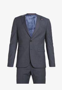 Tommy Hilfiger Tailored - SLIM FIT SUIT - Traje - blue - 11