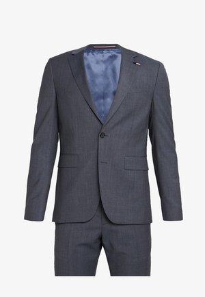 SLIM FIT SUIT - Jakkesæt - blue