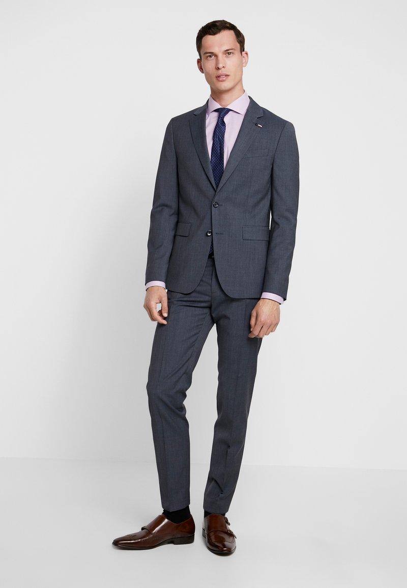 Tommy Hilfiger Tailored - SLIM FIT SUIT - Traje - blue