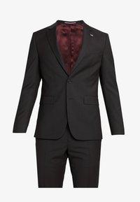Tommy Hilfiger Tailored - SLIM FIT SUIT - Traje - brown - 11