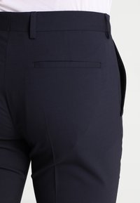 Tommy Hilfiger Tailored - Pantaloni eleganti - navy - 5