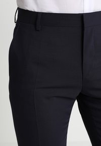 Tommy Hilfiger Tailored - Pantaloni eleganti - navy - 3