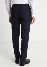 Tommy Hilfiger Tailored - Pantaloni eleganti - navy - 2