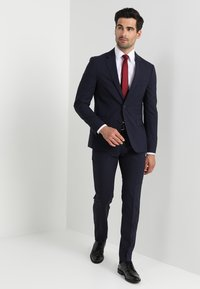 Tommy Hilfiger Tailored - Pantaloni eleganti - navy - 1