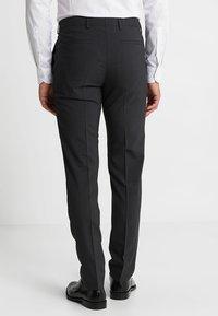 Tommy Hilfiger Tailored - Oblekové kalhoty - anthracite - 2