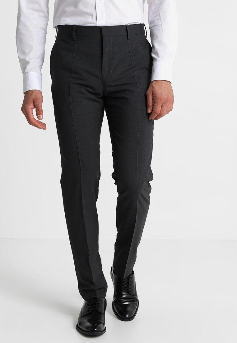 Tommy Hilfiger Tailored - Oblekové kalhoty - anthracite