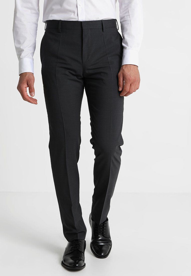 Tommy Hilfiger Tailored - Jakkesæt bukser - anthracite