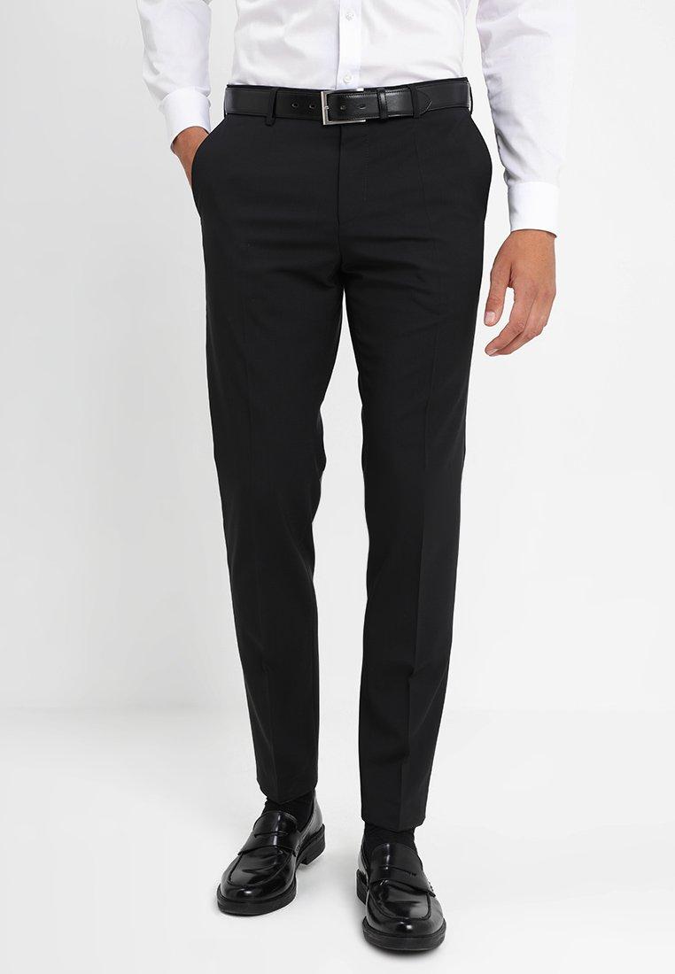 Tommy Hilfiger Tailored - Jakkesæt bukser - black