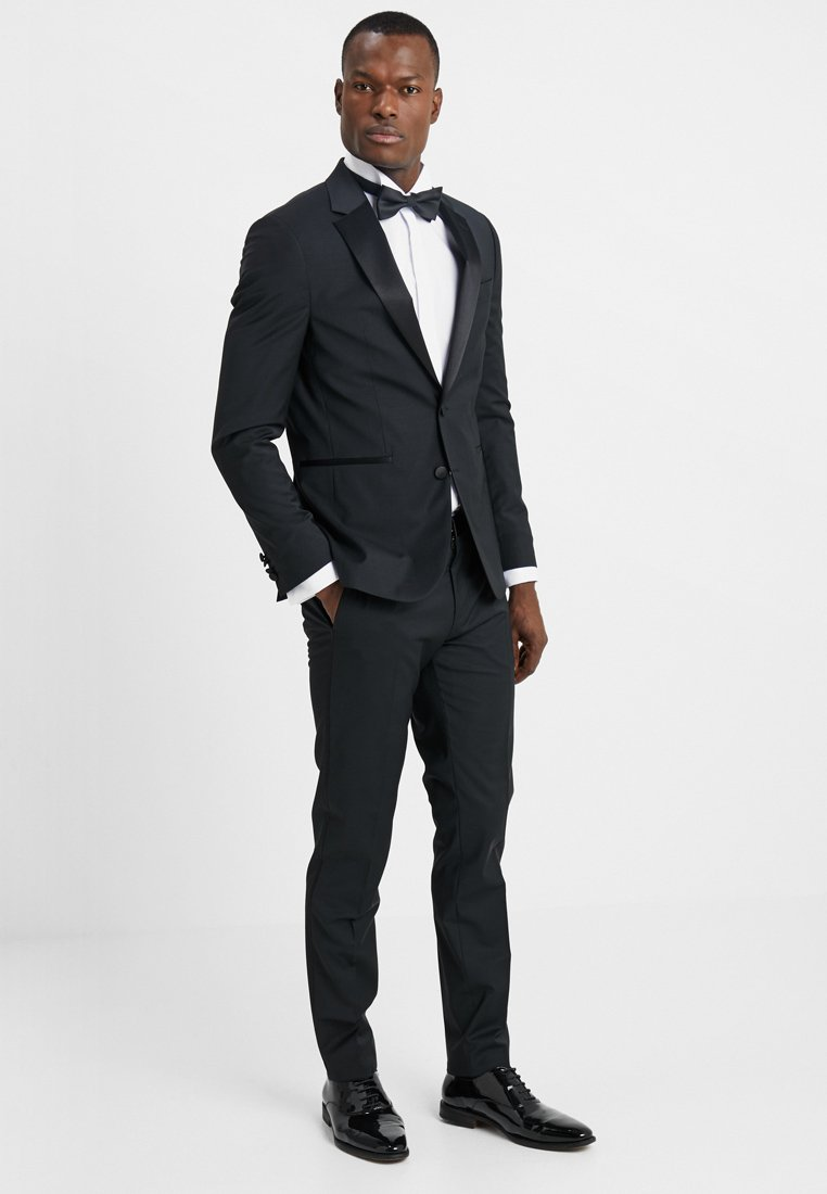 Tommy Hilfiger Tailored - TUXEDO - Anzug - black