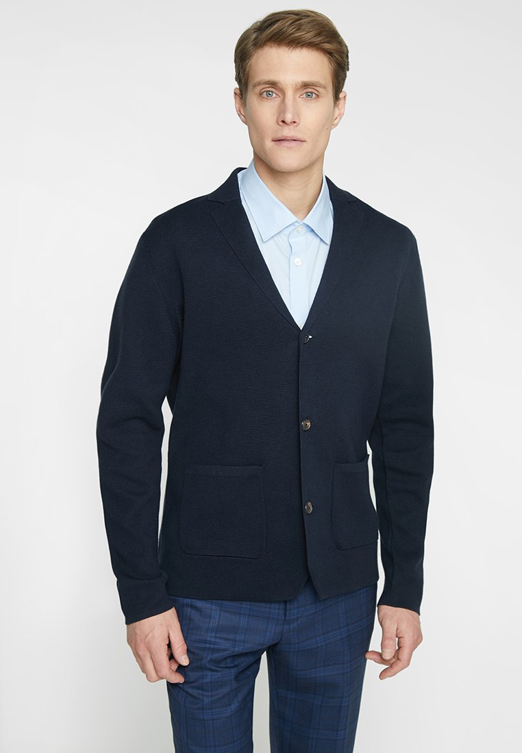 Tommy Hilfiger Tailored - SINGLE BREASTED  - Sakko - blue