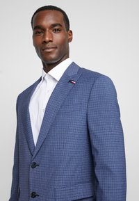 Tommy Hilfiger Tailored - FLEX SLIM FIT SUIT - Oblek - blue - 9