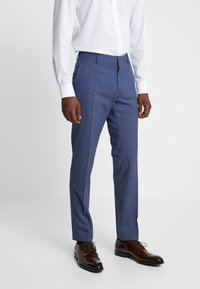 Tommy Hilfiger Tailored - FLEX SLIM FIT SUIT - Oblek - blue - 4